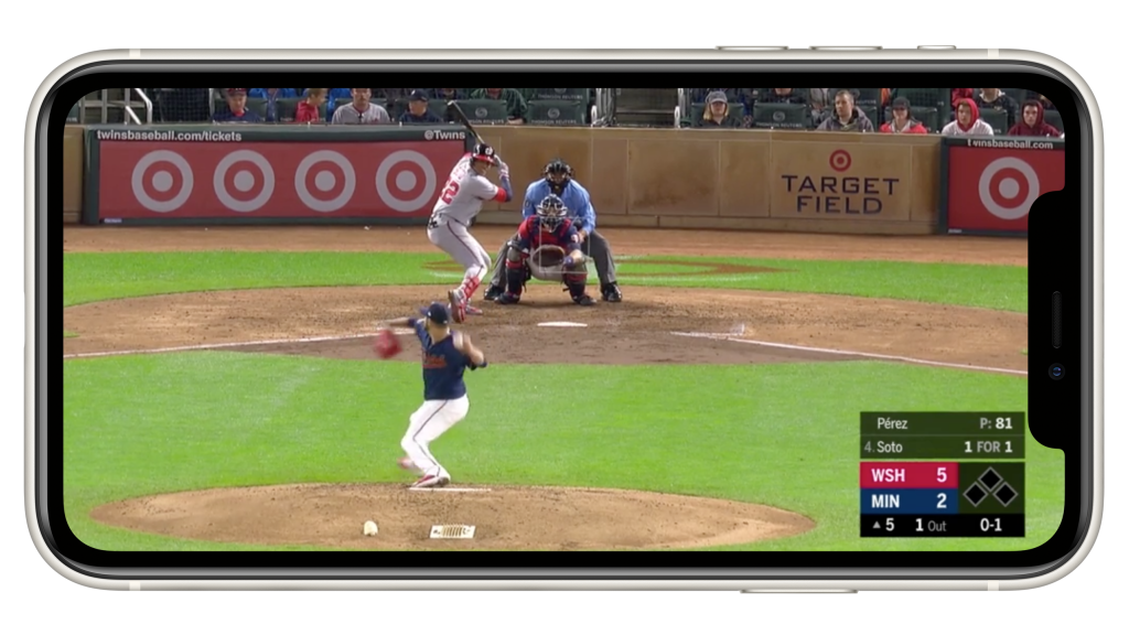 Baseball (MLB.TV)